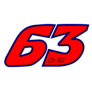 XXL.Rider-logo_0006_Pecco-Bagnaia-#63-Logo-A