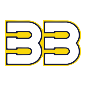 XXL.Rider-logo_0021-Brad Binder-#33 Logo-A